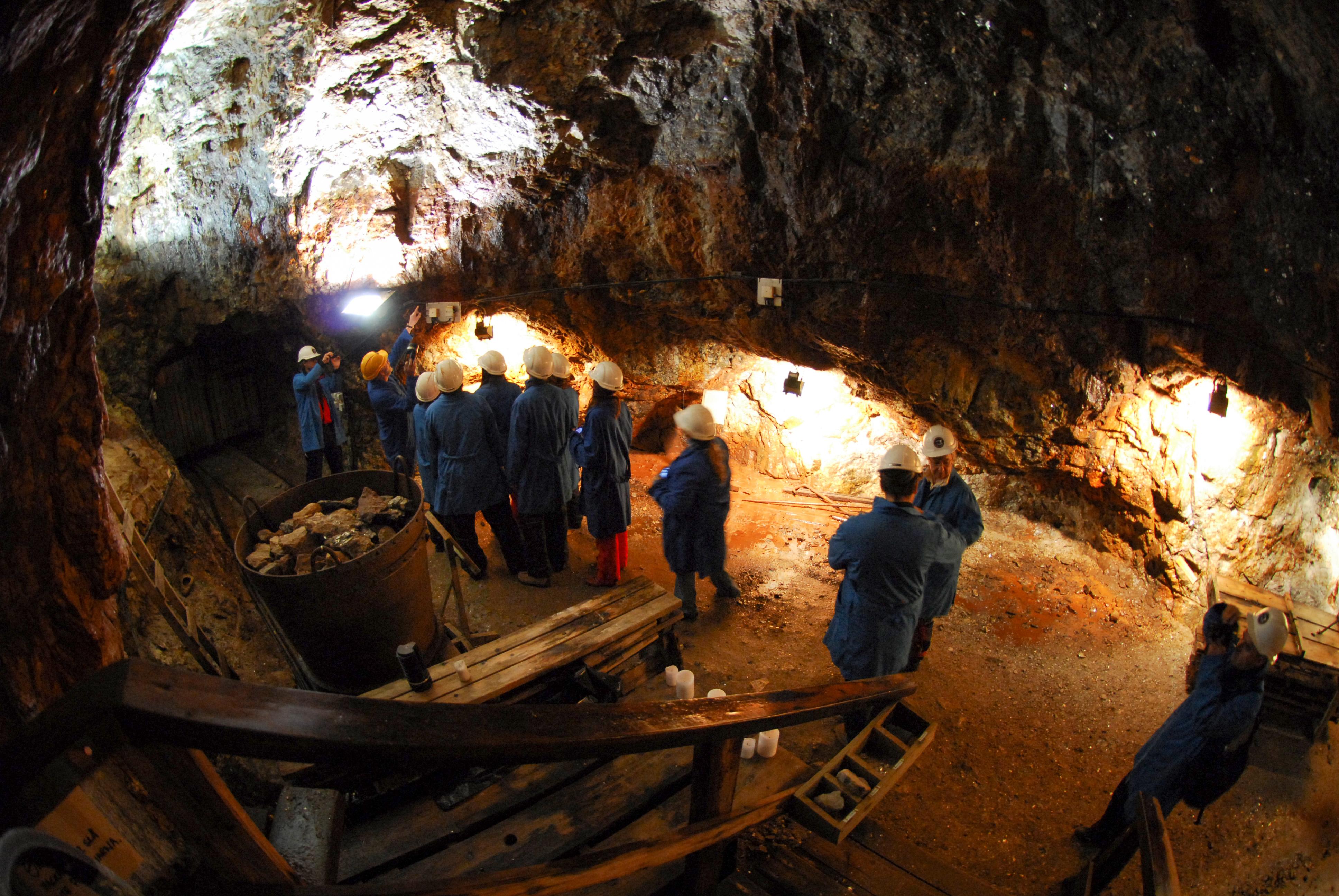 varuträsk gruva adventurepark